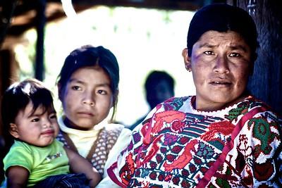 Mixtec Women - Cochoapa el Grande, Guerrero, Mexico