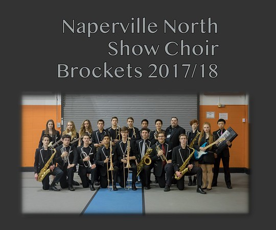 NNHS Show Choir Book-Brockets (April 2018)
