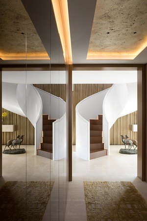 Award of Merit - Specialty Design - Beach Ave. Residence Stair