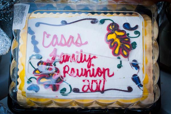 Casas Family Reunion 2011