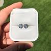 4.08ctw Old European Cut Diamond Pair, GIA I VS2, I SI1 46
