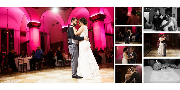 LITTLE 2016 Wedding Album Proofs
