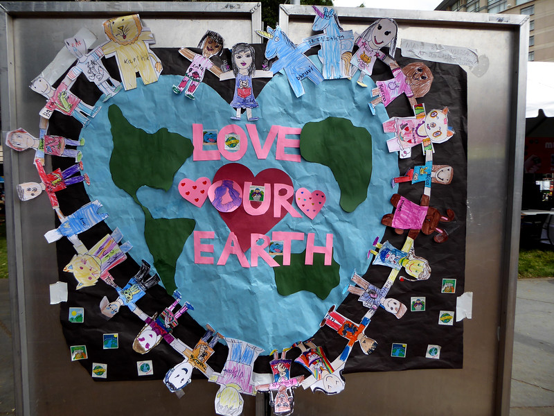 Love Our Earth-Don Callejon School Kinders