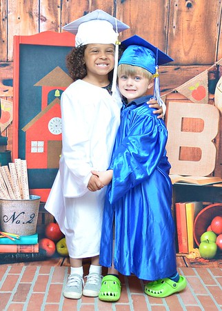 Hunter & Skye Graduation 2020