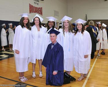 Graduation Candids