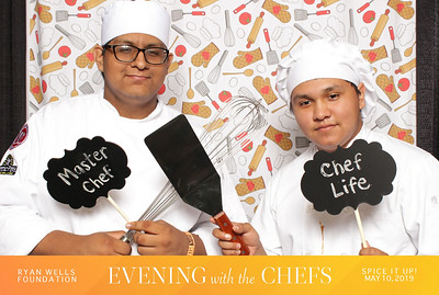 Evening with the Chefs 2019