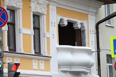 24.09.19 Реставрация дома по Жуковского 12 (Михаил Захаров)