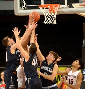 Conneaut-Edgewood boys basketball at Erie 12-28-18