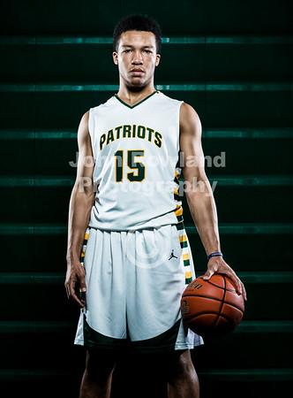 Stevenson Basketball Portraits