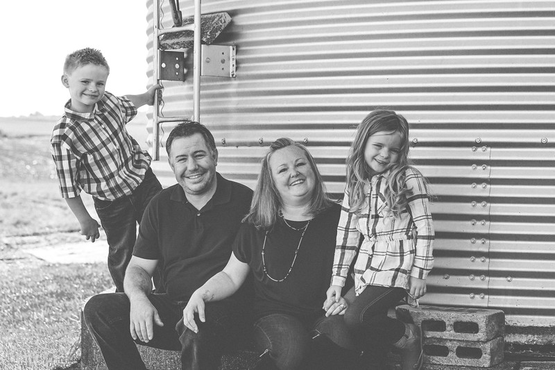 Family - Nick & Sharon Lenhart