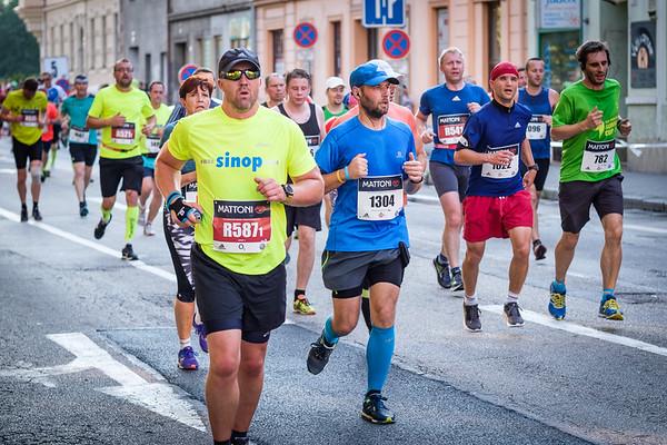 1/2 Maraton - ČB 2018 - Sinop