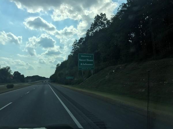 Alabama Moving