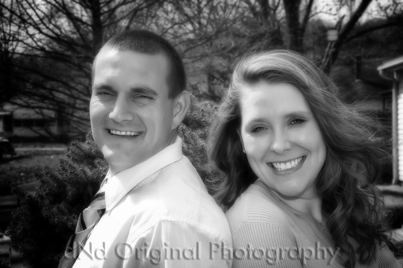 37 Easter April 2010 At DnD - Justin & Heather (b&w).jpg