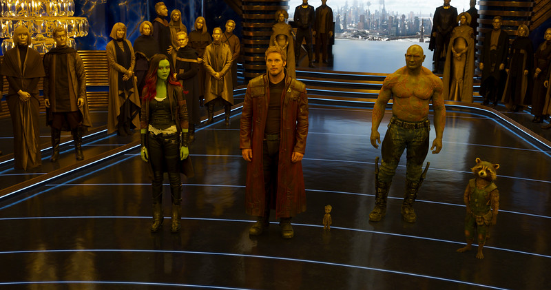 9 secrets we learned from the cast of GUARDIANS OF THE GALAXY VOL. 2