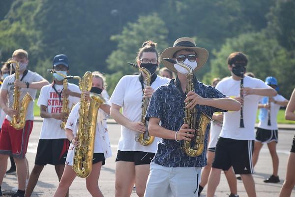 Band Camp Week 3 - 8/3 - 8/6/2020