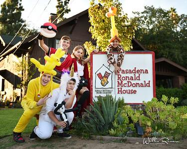 2016 Pasadena Ronald McDonald House Trunk or Treat