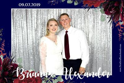 Briana & Alexander 9/7/19