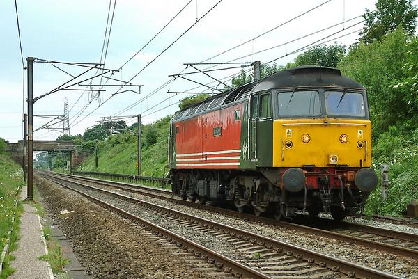 3rd June 2003: Norton, Rainford and Carnforth