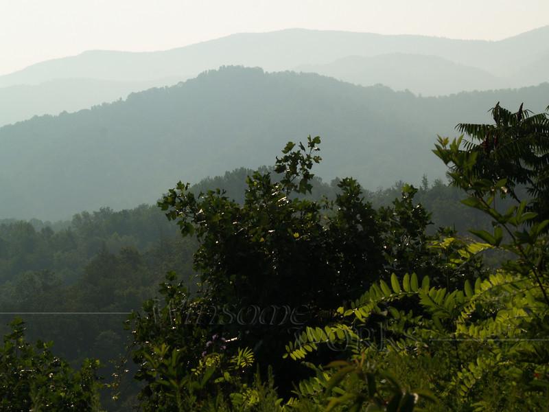 Roadtrip home thru NC, Tennessee & Virginia