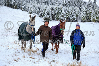 2019 Ride the Loup - Ride Camp in the Snow