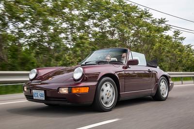 Porsche Classics and Coffee