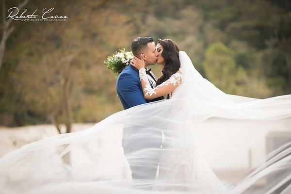 Ana Yancy + Ricardo