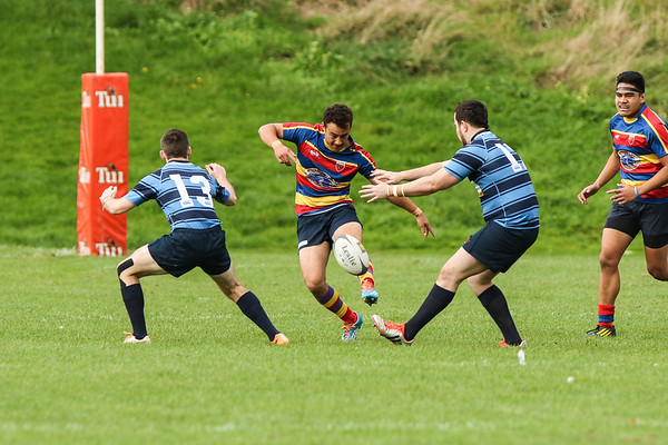 Tawa v Johnsonville (Colts) - 25 April 15