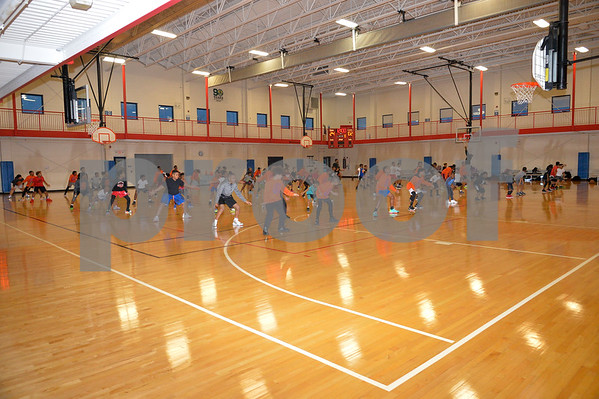 AMS All-Star Youth Basketball Camp 02132020