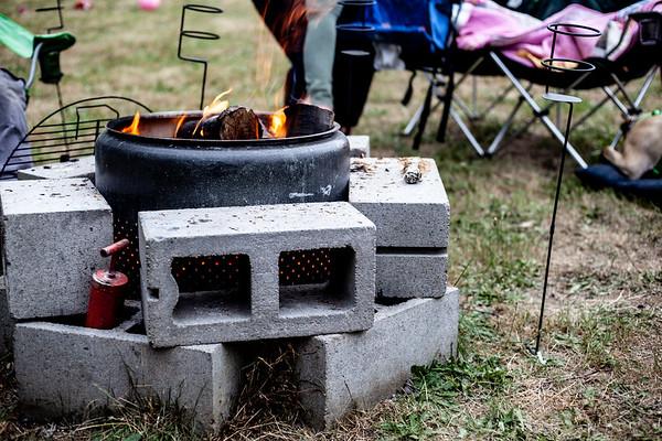 Burks Summer Solstice Family Camping