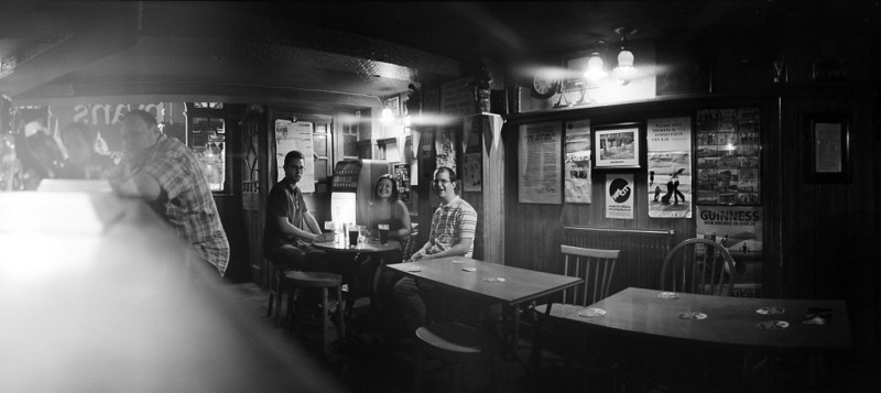 the half-moon pub, oxford