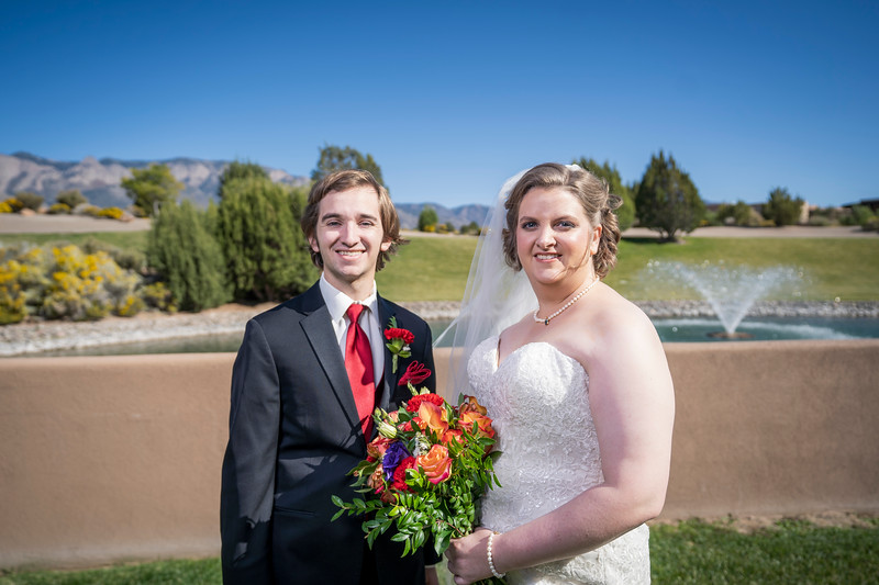 Sandia Hotel Casino New Mexico October Wedding Portraits C&C-2.jpg