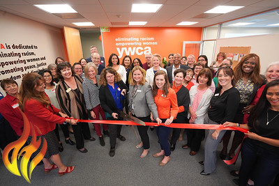 101619 YWCA Ribbon Cutting