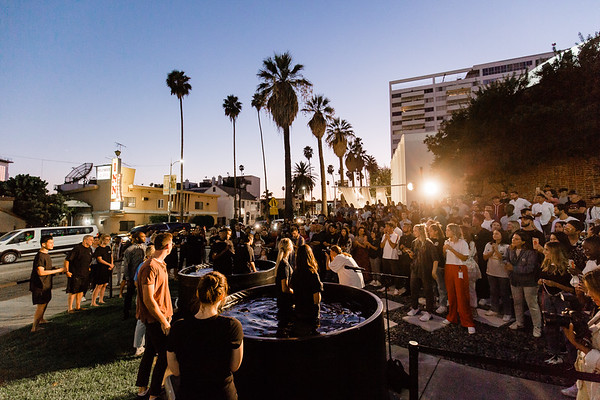 2019-09-08 Hollywood Baptisms