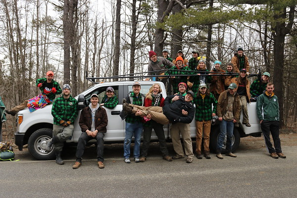 Woodsmen's Team