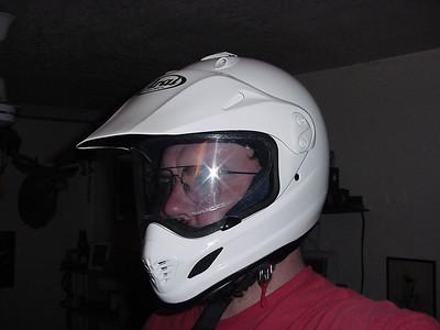 Helmets, helmets and more helmets