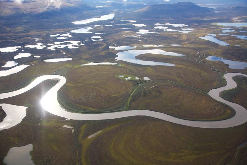 The Chandalar River - Arctic National Wildlife Refuge
