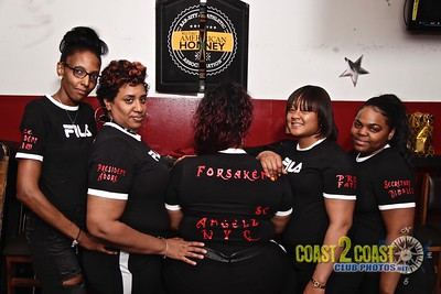 certified ladies mc/sc 1st annual trophy party
