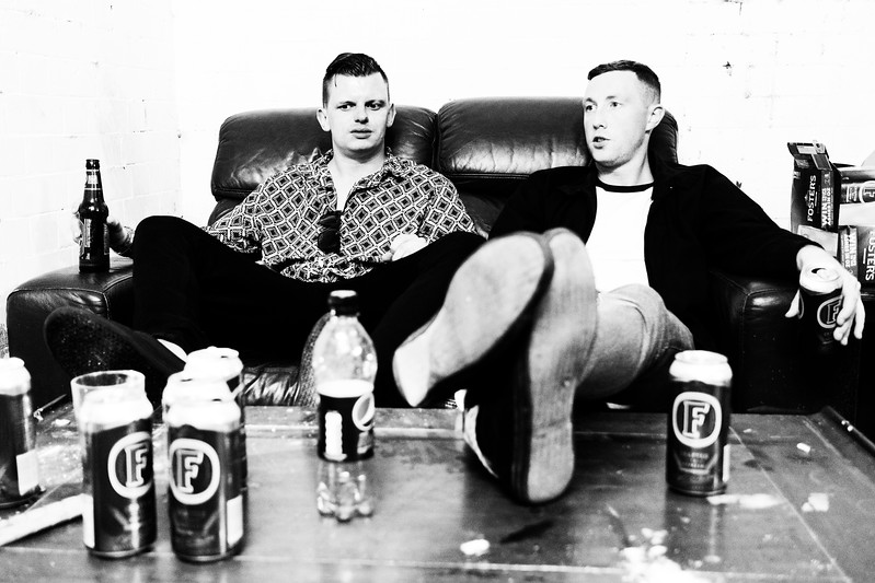 Sweet Release headlining at Soup Kitchen Manchester in July 2017