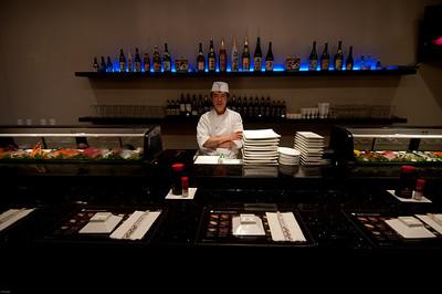 Sushi Club, San Francisco
