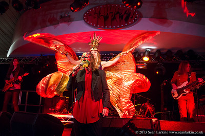The Crazy World of Arthur Brown - Hard Rock Hell VII