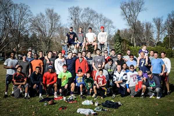The Turkey Bowl - 2015