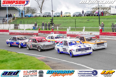 Classic Hot Rods, Hednesford 15 March 2020
