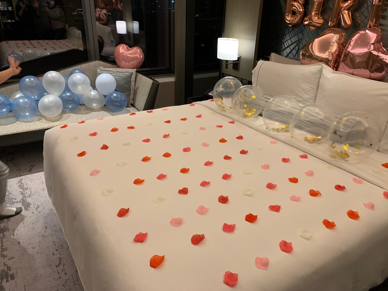 Birthday Celebration at the Hyatt Centric North Point