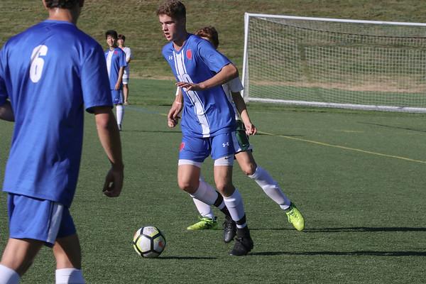 Boys' Varsity Soccer vs Hebron | September 29