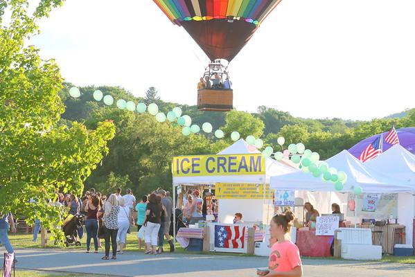 Quechee Balloon Festival, 2016