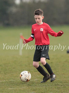 HTJ U10H  v ROYAL WOOTTON BASSETT  UNDER 10 YELLOW