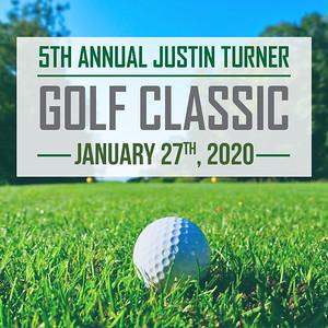 5th Annual Justin Turner Golf Classic