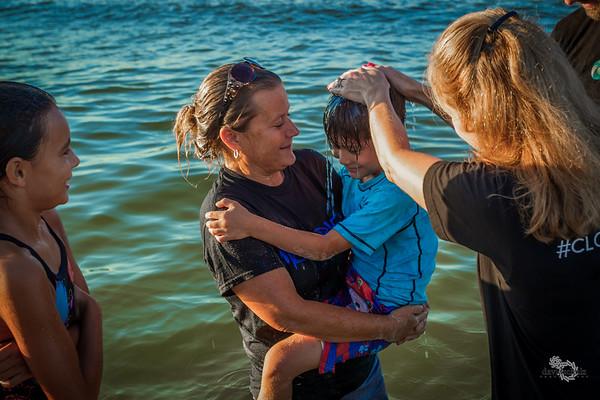 CLC Sunrise Baptism - 09-16-18