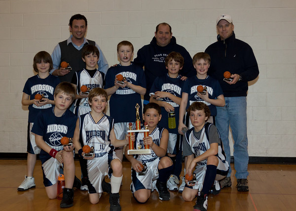 4th Grade Travel Basketball Chagrin Tourney