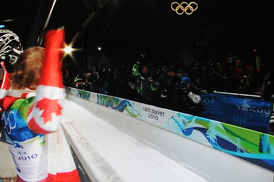 Skeleton and Large Hill Ski Jumping